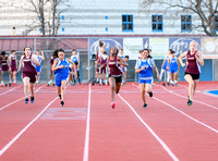 Sprint & Hurdles March 7 2018